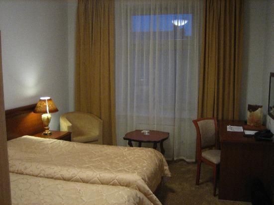 Saint George Hotel: Мой двухместный номер на одного