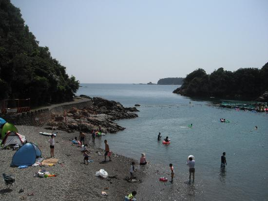 Taiji-cho, اليابان: くじら浜