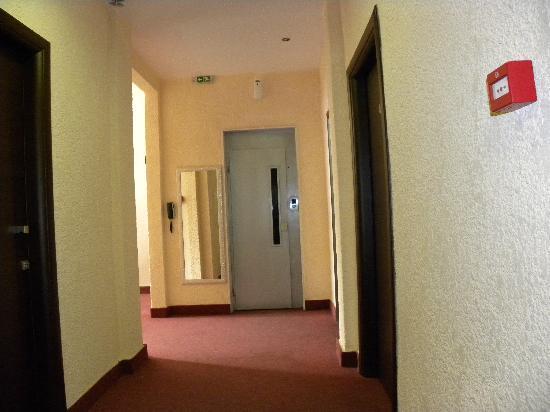 Hotel Ilisia : In the hotel