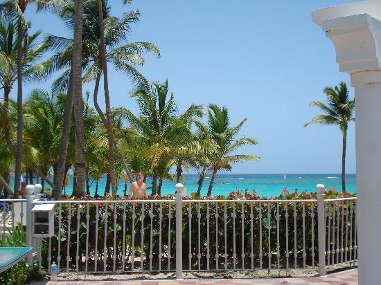 Hotel Riu Palace Punta Cana : The beach is awesome!