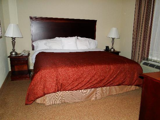Homewood Suites by Hilton Huntsville-Village of Providence: Bedroom