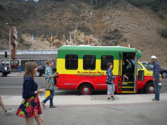 A Day in LA Tours: The bus
