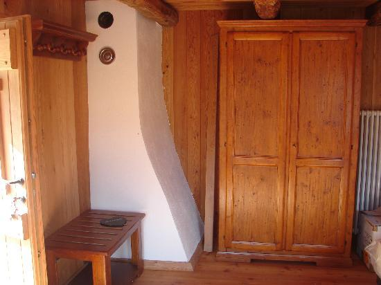 Grand Saint Bernard : camere finite