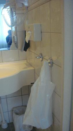 Clarion Collection Hotel Bastion: ensuite