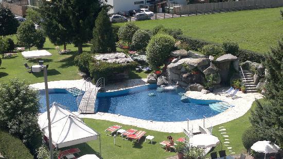 la piscina foto di hotel olympia riscone tripadvisor