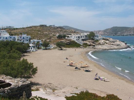 Heaven Naoussa : Nearest beach in Naoussa