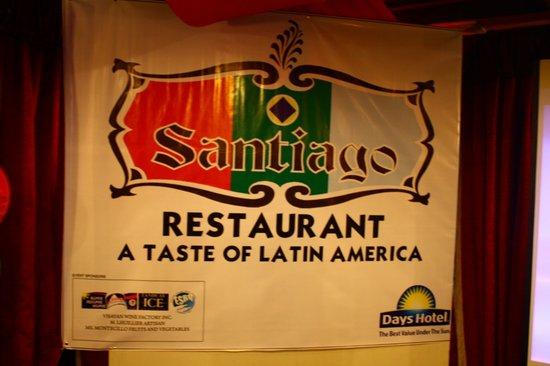 Santiago Cuisine Restaurant