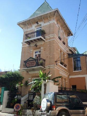 Residence Lapasoa: the exterior