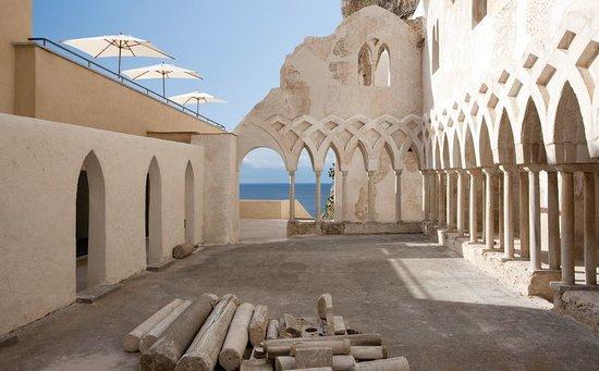 NH Collection Grand Hotel Convento di Amalfi: Exterior Hotel
