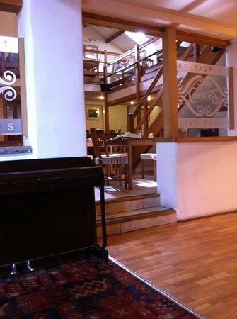 The Whoop Hall Inn