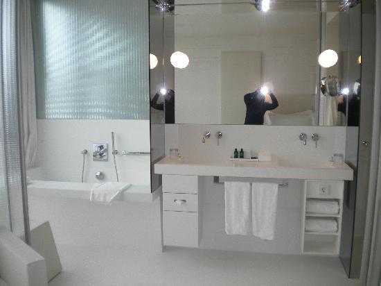 โรงแรมโซฟิเทล เวียนนา สเตฟานส์ดอม: Bathroom