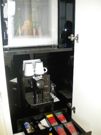 โรงแรมโซฟิเทล เวียนนา สเตฟานส์ดอม: Free Nespresso