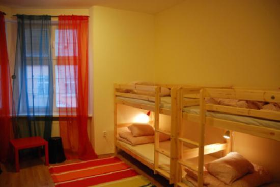 Hostel Vegas: Hostel room