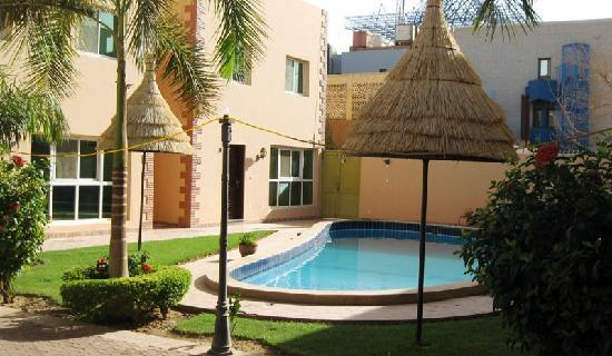 German Guesthouse Khartoum: 2