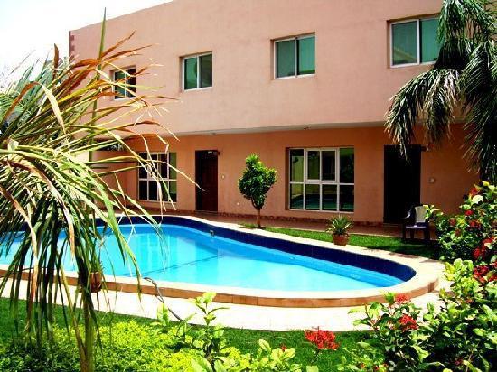 Pool - German Guesthouse Khartoum: 3