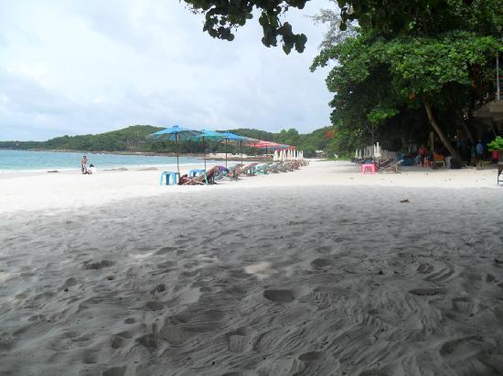 bra resort nära bangkok