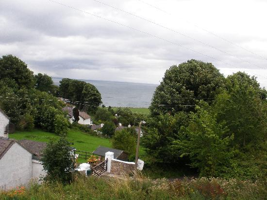Bryn Goleu B&B: View from the house