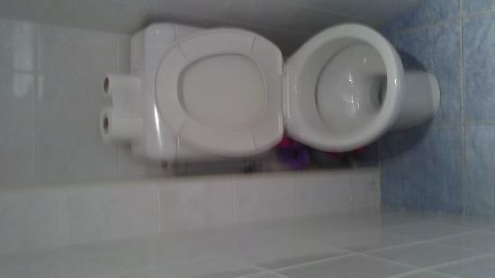 Hotel Marquette: wc
