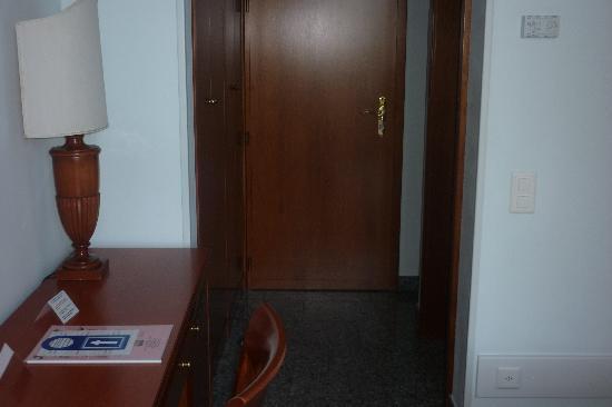Hotel Montarina & Backpackers Hostel : La camera