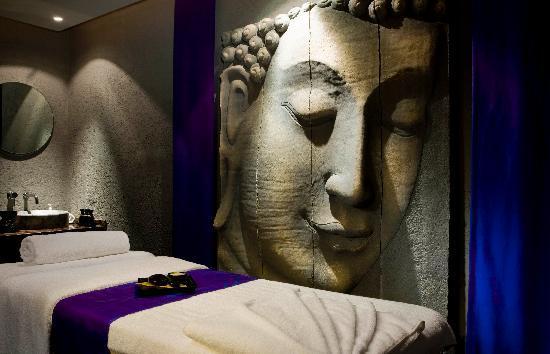 SensAsia Urban Spa: Budha Room Emirates Golf Club