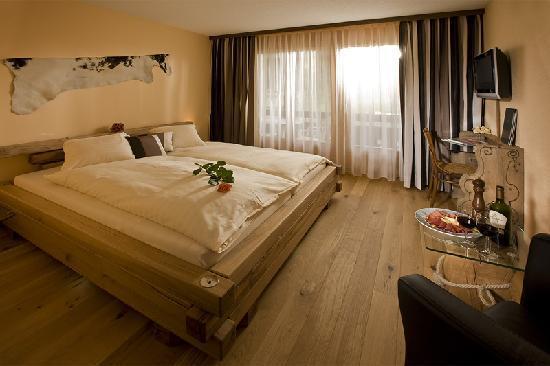 Landhotel Golf & Salzano SPA: Natura Design Zimmer Landhotel Golf Interlaken