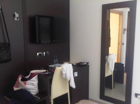 Hotel Welcome: camera