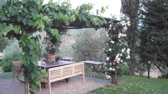 Casavaliversi B&B: the gardens