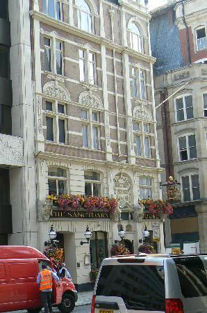 The Sanctuary House Hotel: Santuary Hotel