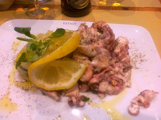 Photo of Italian Restaurant Eataly Bologna at Via Orefici, Bologna 40126, Italy