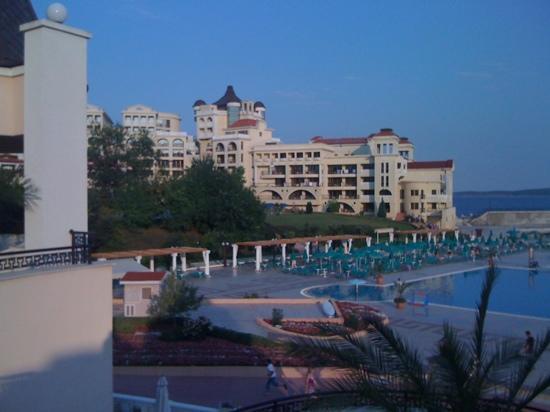 Duni Royal Marina Beach : view from hotel