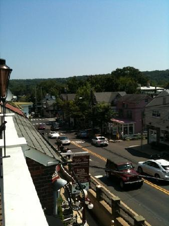 Olivia's Bridge Street Inn: roof top