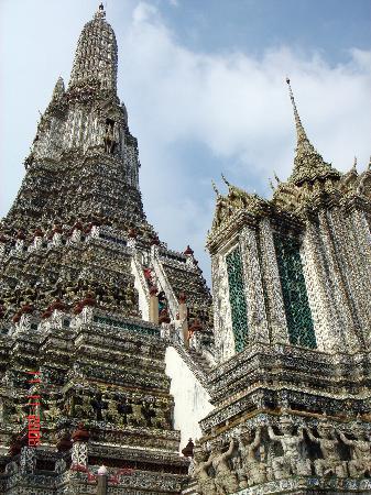 Bangkok, Tailandia: Wat Arun