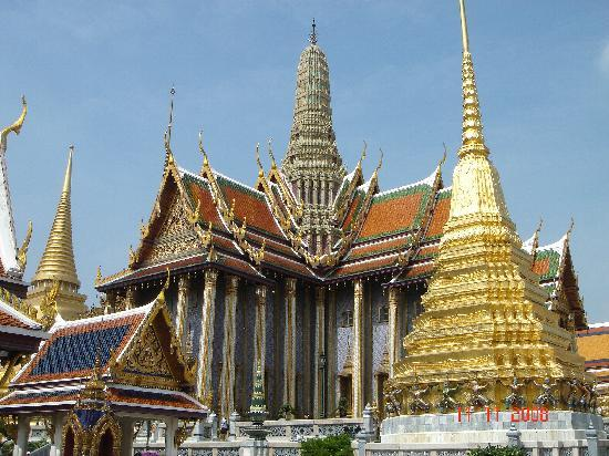 กรุงเทพมหานคร (กทม.), ไทย: Wat Phra Kaew
