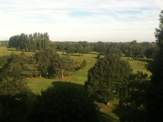 Humber Royal Hotel: view from the room