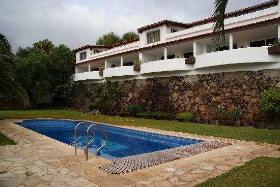 Terrassen Pool blick auf pool und terrassen picture of residencial rolando la