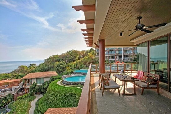 ShaSa Resort & Residences, Koh Samui: ROOM BALCONY
