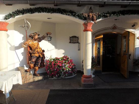 Hotel Rodella: ... ingresso