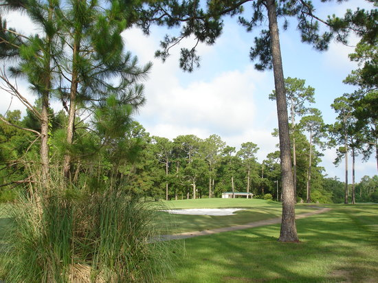 Gautier, MS: Hole #13