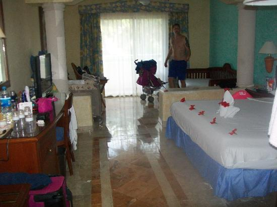 Grand Bahia Principe Tulum: the room