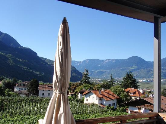 Hotel Ladurner: Vista dalla nostra stanza