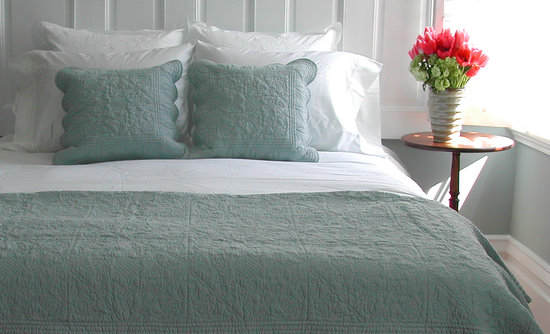 Creemore, Kanada: crisp linens, casual up country charm