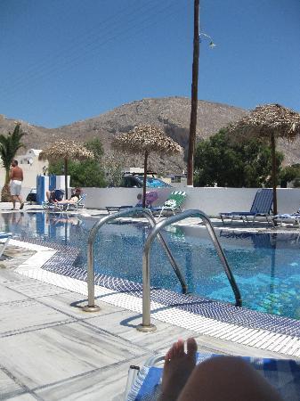 Βίλα Βάλβης: Fantastic pool!