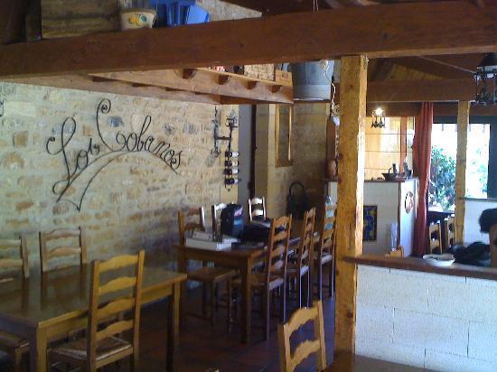 Domaine de la Rhonie : Salle du petit déjeuner