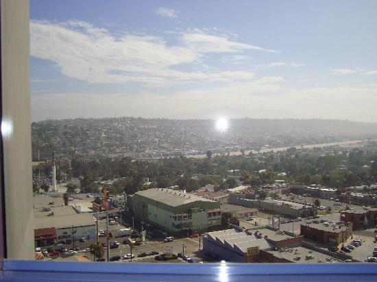 Grand Hotel Tijuana: View from 21st Floor