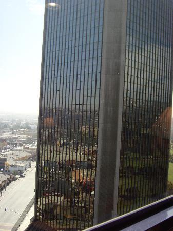 Grand Hotel Tijuana: Building View from 21st Floor