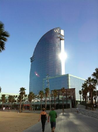 W Barcelona: w hotel