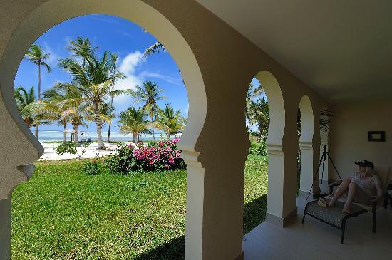 Baraza Resort & Spa: Eine traumhafte Kulisse