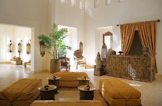 Baraza Resort & Spa: Wohnbereich innen