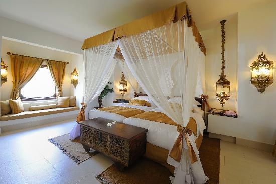 Baraza Resort & Spa: Schlafbereich