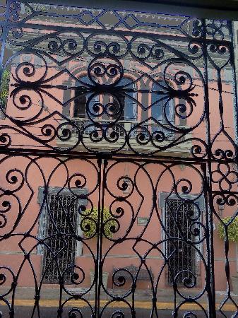 Casa Mexilio Guest House: Main Hotel